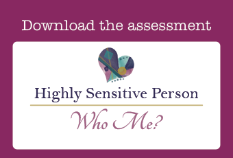 Highly Sensitive Person Assessment